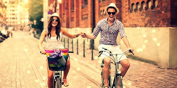 bici-en-pareja